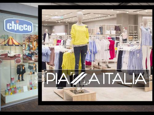 Piazza Italia/Chicco 15€ e 20% di Codici sconto