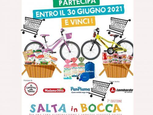 """""""SALTA in BOCCA"""" VII^ edizione – Concorso gratis"""