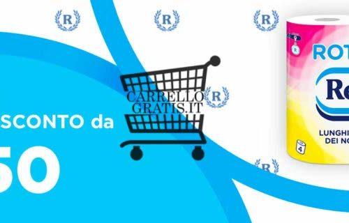 Rotoloni Regina 1,50€ Coupon