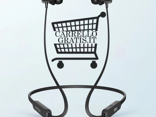 Auricolare Bluetooth sportivo senza fili gratis