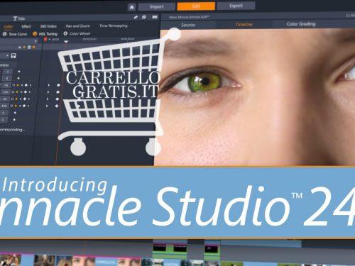 Humble Software Bundle Pinnacle Studio24 Ultimate ad 1€ e molto altro