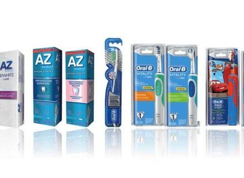 Anticipazione: AZ e Oral-B Spendi 30€ e ricevi 30€