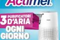"""Actimel """"Il più forte di sempre"""": Vinci 3 purificatori Philips"""