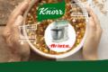 Knorr vinci planetaria Ariete e doni un piatto in beneficenza