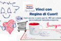"""Vinci con Regina di Cuori"": set da colazione"