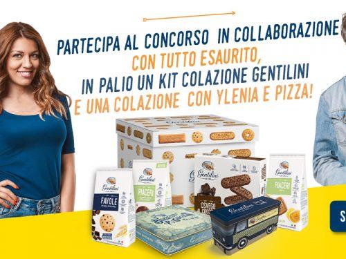 Concorso gratis: vinci prodotti Gentilini per la colazione con R105
