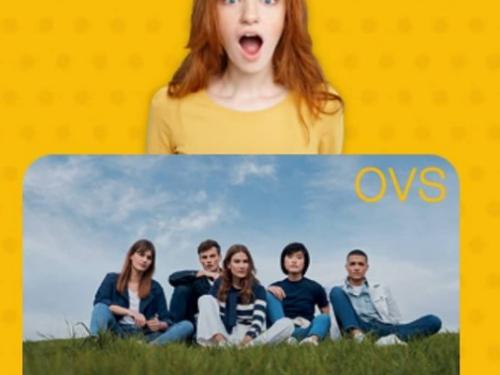 Codice sconto 10€ Ovs – Richiedi su Instagram