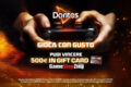 """Doritos """"Gioca con gusto"""": vinci Game Stop"""