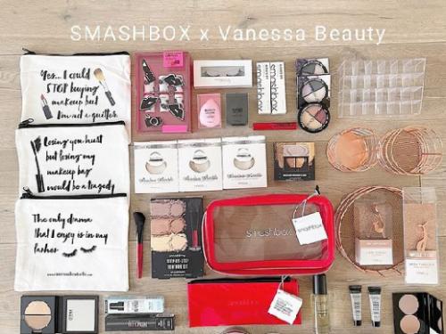 Giveaway: Vinci Smashbox x Vanessa Beauty
