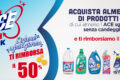 Cashback ACE: acquista 10€ e vieni rimborsata al 50%