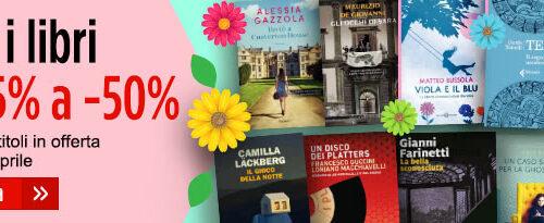 Feltrinelli: Tutti i libri fino al -50%