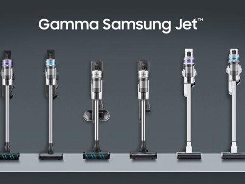 Diventa tester: aspirapolvere gamma Samsung Jet