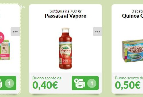 Valfrutta richiedi e stampa coupon gratis