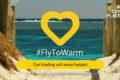 #FlyToWarm vinci 2 biglietti gratis