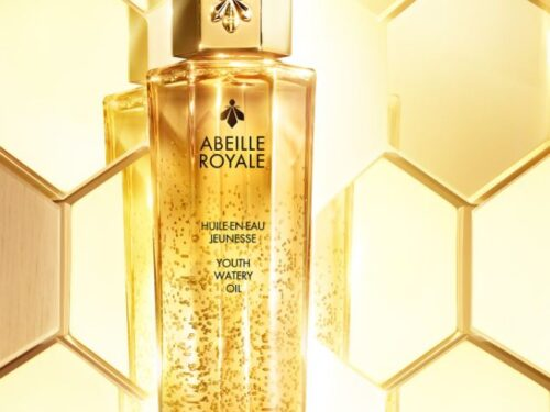 Campione omaggio: Guerlain Paris Abeille Royale Youth Watery Oil