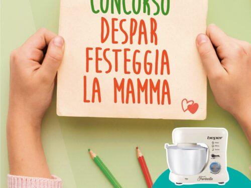 Concorso gratis: DESPAR FESTEGGIA LA MAMMA vinci impastatrice Beper