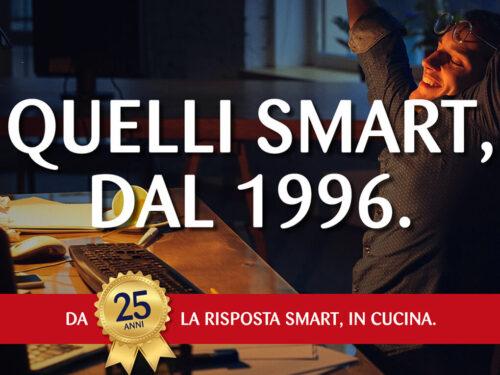"""Concorso 4 salti in padella Findus """"Quelli smart, dal 1996"""""""