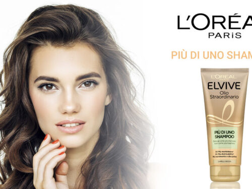 Diventa tester: più di uno shampoo Elvive l'Oréal Paris