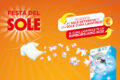 """Cashback """"Festa del Sole"""": ricevi il rimborso di Sole Cura Lavatrice"""