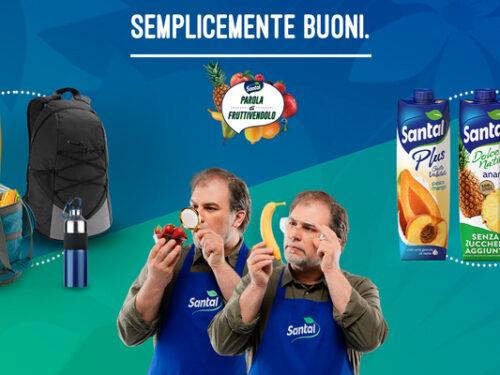 """Santal """"Semplicemente Buoni"""" vinci borse termiche, sacche impermeabili e borracce"""