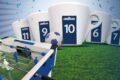 Concorso Lavazza vinci 10 set da 5 tazzine Limited Edition e calcio balilla