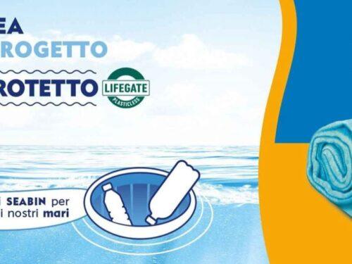 Promozione estate Vinci telo mare con Nivea
