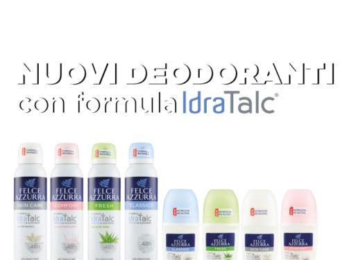 Provami gratis: Felce azzurra ti rimborsa il deodorante al 100%