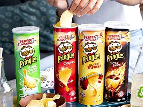 """POP&PRINT"" con Pringles Vinci Instax Mini Link Printer, Instax LiPlay Camera e Smart tv Sony 43″"