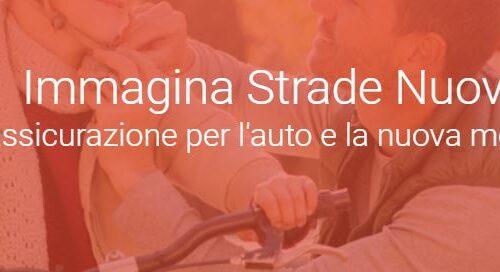 """Generali """"immagina strade nuove"""" ricevi gratis voucher per 2 persone e bici elettriche"""