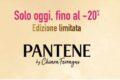 Super offerta SOLO OGGI Amazon Pantene Chiara Ferragni Edizione Limitata