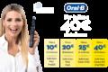 """""""ORAL-B CASHBACK ELECTRO"""" fino a 40€ di rimborso"""