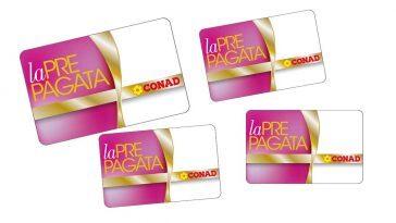 """Kellogg's """"Vinci ogni giorno Card prepagate Conad"""""""