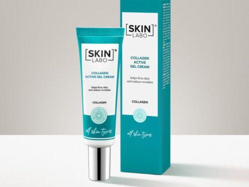 Skin labo Crema attiva al collagene GRATIS