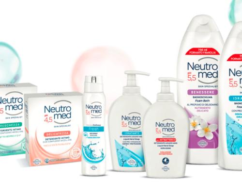 """""""CASHBACK NEUTROMED IN TIGOTA' """" Spendi e riprendi 5€ in prodotti Neutromed"""
