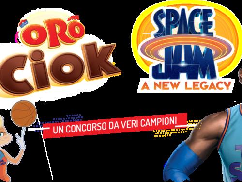 Oro Ciok vinci Funko Pop Space Jam – a new legacy