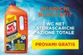 """Provami gratis: """"STURA GRATIS I TUOI SCARICHI CON WCNET"""""""